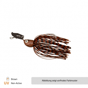 Chatterbait Brown - #4/0