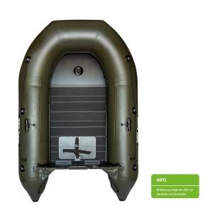 Tusker 2.0 | 290 cm - Aluboden