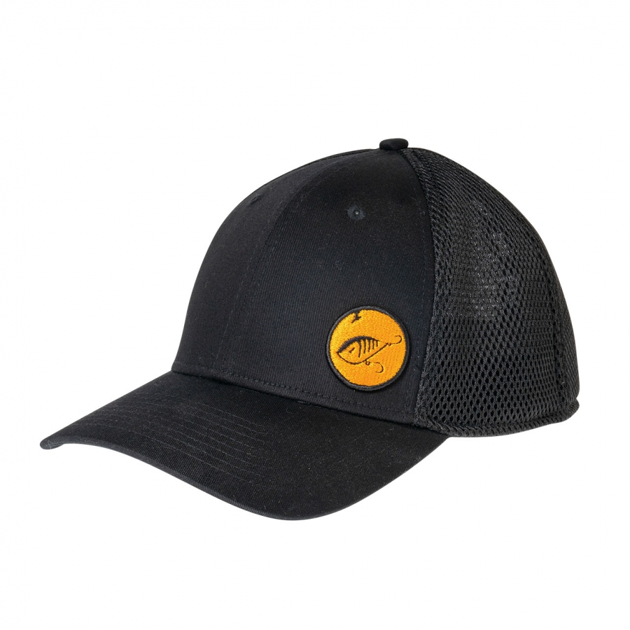 Mesh Cap Just Black