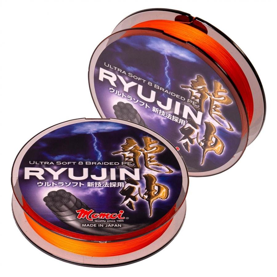 Momoi Ryujin 0,128 mm | Orange | 150 m