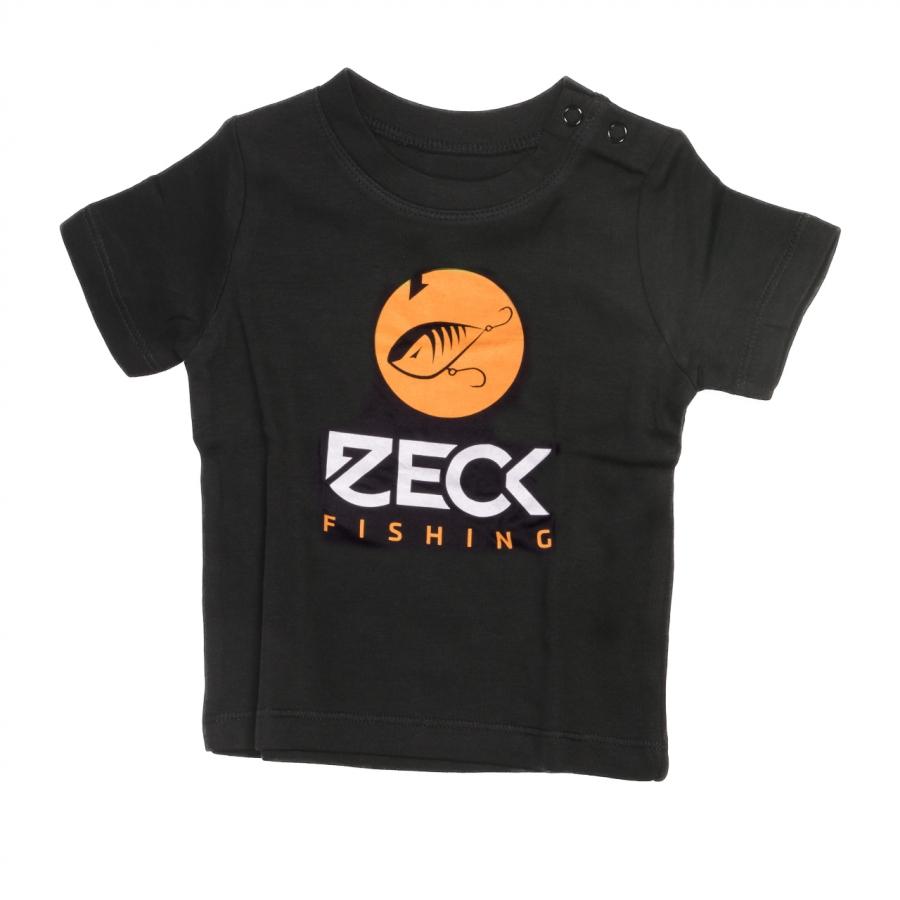 Baby T-Shirt Predator Black