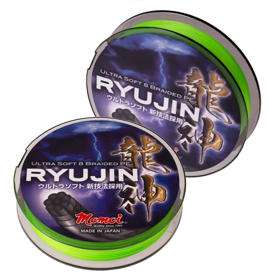Momoi Ryujin 0,222 mm | Limonengrün | 150 m