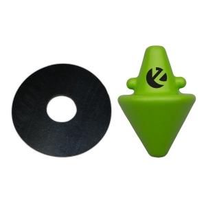 Disk Teaser Green