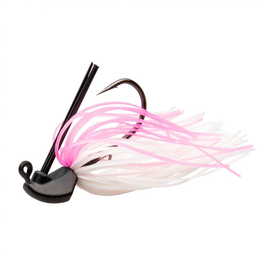 Skirted Jig Pink Whitey - #3/0