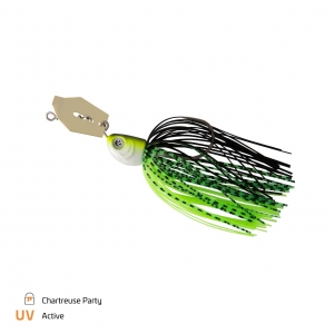 Chatterbait Chartreuse Party - #1/0