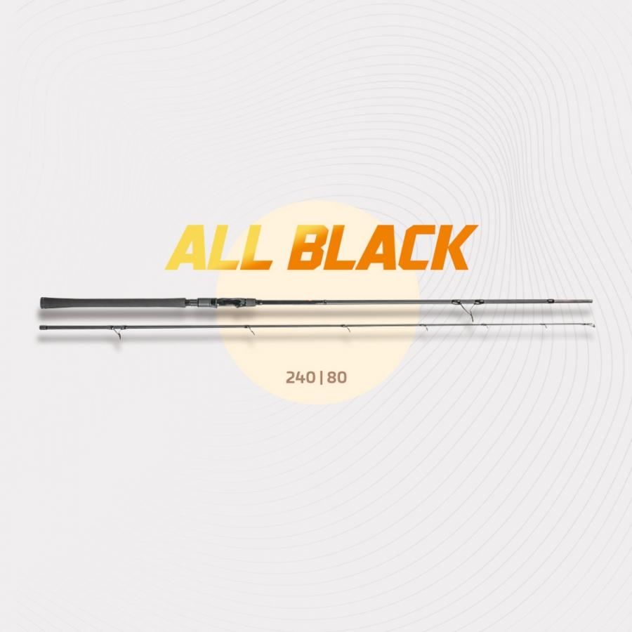 All Black 240 | 80