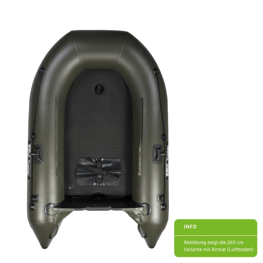 Tusker 2.0 | 265 cm - Aluboden