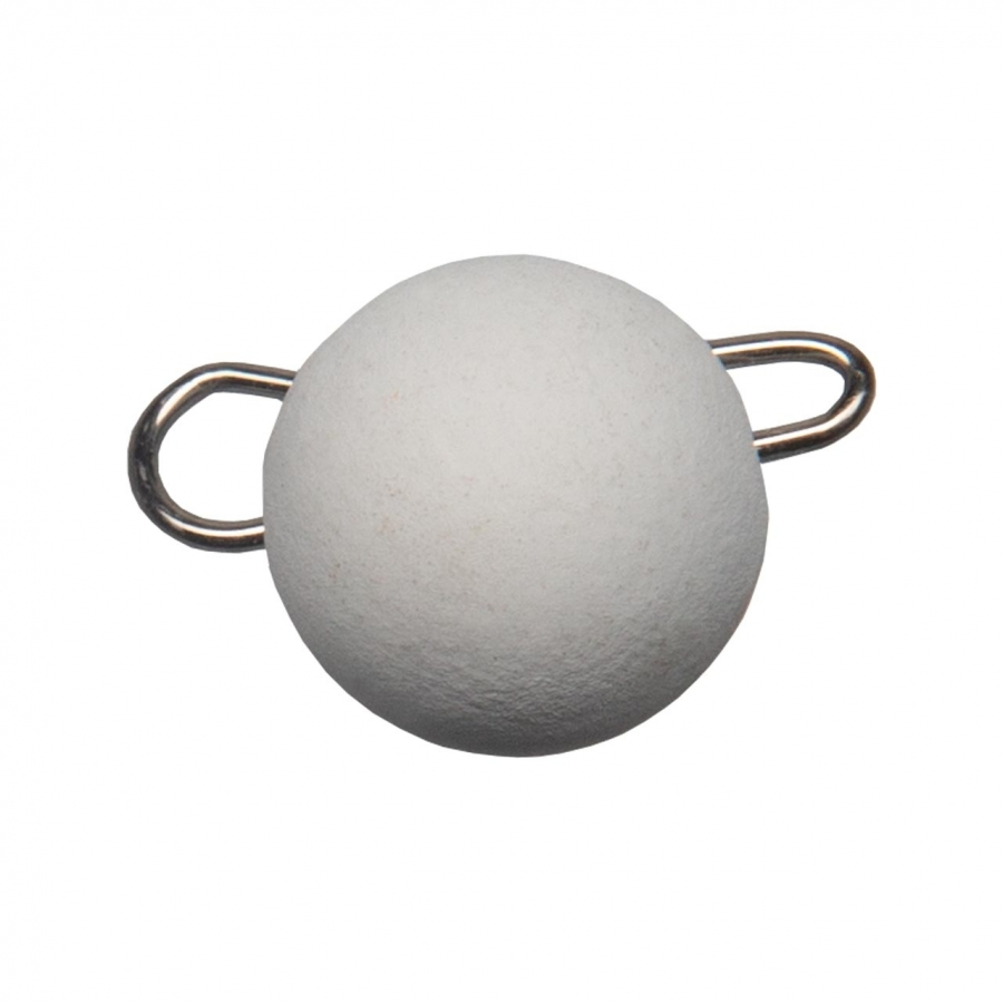 Tungsten Cheburashka Head | White