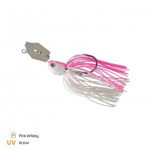 Chatterbait Pink Whitey - #1/0
