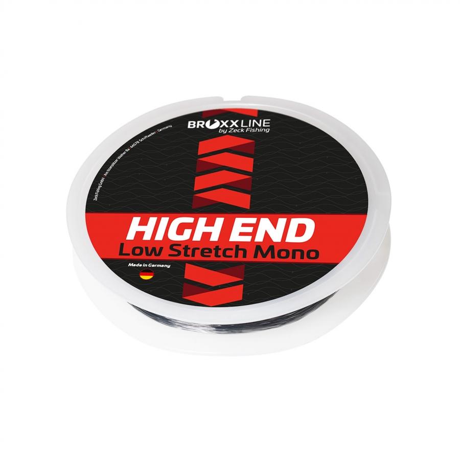 Broxxline High End Mono 0,50 mm | Hellgrau | 200 m
