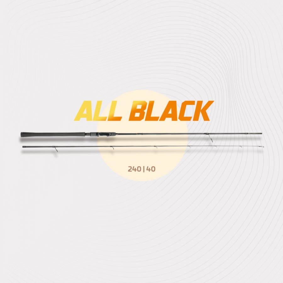 All Black 240 | 40