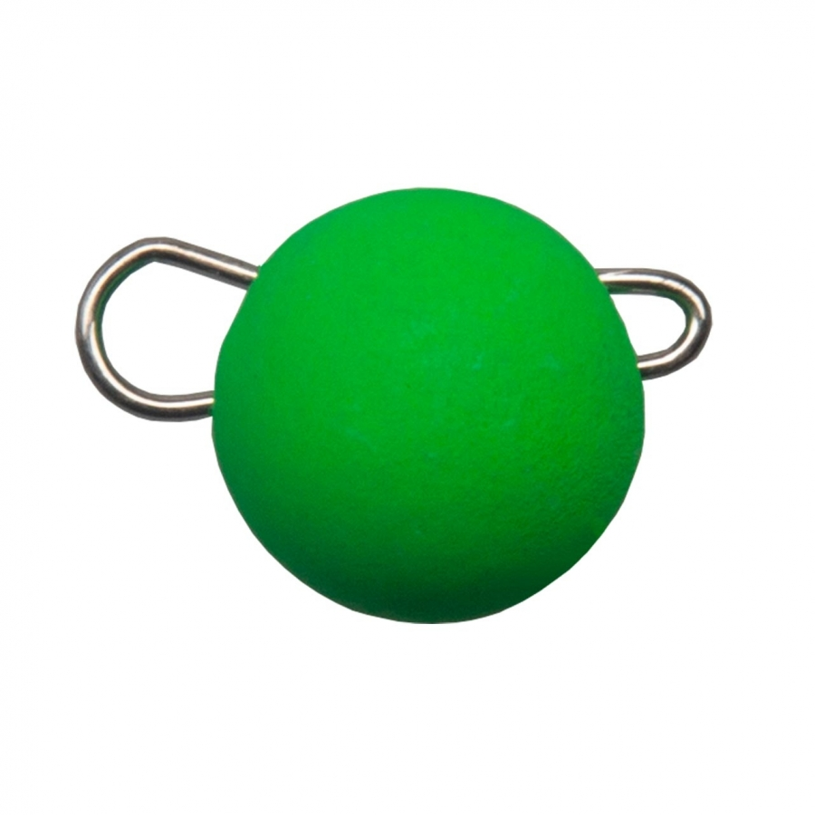 Tungsten Cheburashka Head   Green