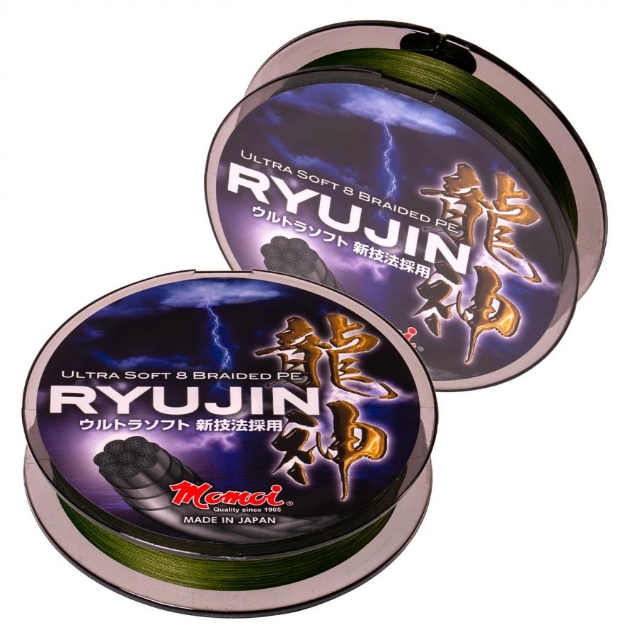 Momoi Ryujin 0,234 mm | Moosgrün