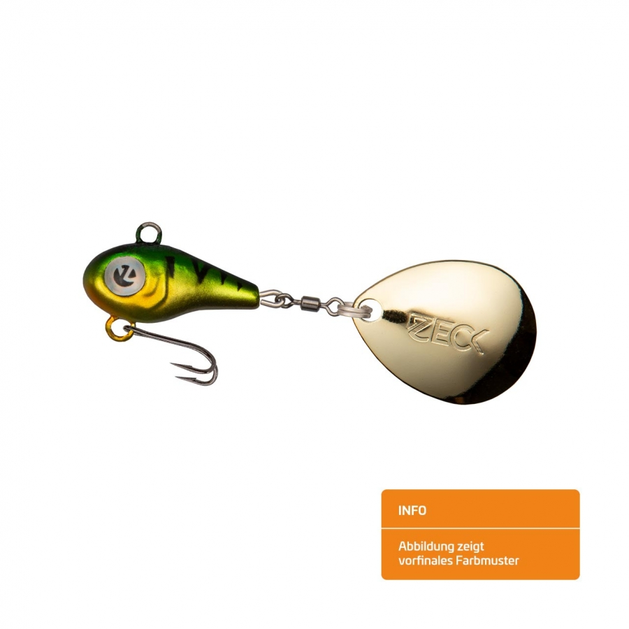 Jig Spinner Mini | 4 g